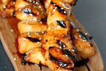 Grilling Recipes / Outdoor cooking in warmer months can increase the variety of your meals.
