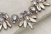 Jewelry of all sorts / earrings, necklaces, bracelets, bohemian, feminine, pretty