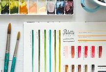 Crafty / crafts, tutorials, painting, art, candles, printables, freebies