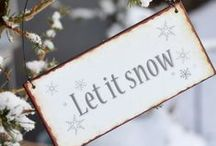 *It's a Marshmallow World in the Winter* / Snow~Ice~Flurries~ I Love Winter* / by Jo Niehoff