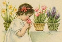 *Easter & Spring* / Bunnies and eggs and flowers....a breath of fresh air. / by Jo Niehoff
