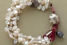 Beaded Bracelets / by Diane Smith