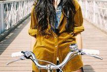 bikes & cycling / all the pretty bikes / by Daria @Kittenhood