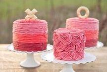 Düğün Pastası / Düğünün için ilham alacağın, değil yemeye bakmaya bile kıyamayacağın birbirinden güzel düğün pastaları burada!