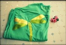 CAMISETAS con Libélulas / Camisetas y diseños exclusivos artesanales www.facebook.com/Saison.camisetas www.facebook.com/Camisetas.saison / by SAISON