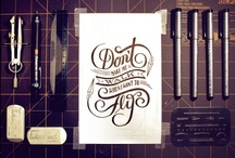 Typography; Beautiful Words / Being able to convey an emotion or message with 26 simple letters styled and ordered accordingly. That's what makes Typography so beautiful to me <3