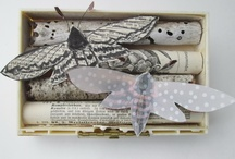 my work - art boxes / daily work project 2012 / assemblage, collage, kunstschachteln, art boxes, box art, diorama, kunst, art, kunstschachtel, matchboxart, schachtelgeschichten, mano kellner