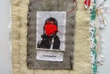 art - embroidery / textile