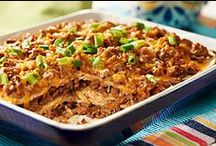 *Crockpots & Casseroles*  / One dish saviors~~for recipes, just click on photos! / by Jo Niehoff