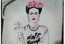 CAMISETAS PINTADAS A MANO / Camisetas pintadas a mano / by SAISON