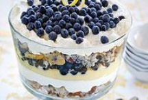 *Trifles* / Layers of deliciousness!~~for recipes, just click on photos!  / by Jo Niehoff