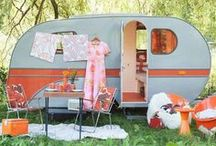 Small, Beautiful and Sometimes Vintage / I have a mild obsession with vintage trailers, motorhomes, vehicles and really all things vintage.... / by Bobbi Gagnon