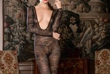 Bodystockings at Lingerie Diva / Bodystockings, fitted hosiery that generally offers coverage from the shoulders down to the feet, are available sheer, seamless, in fishnet and lace. Browse our various Lingerie Accessories, such as Sexy Jewelry or Wigs, to find that perfect look!