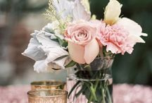 *Wedding Flowers, Centerpieces, & placecards / Pretty flowers, blooms, wedding bouquets… For the big day! Lots of pink, white, and green! / by Wear In LA