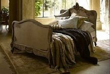 Beautiful Spaces ~ Bedrooms / Beautiful bedrooms. / by Heaven Foster