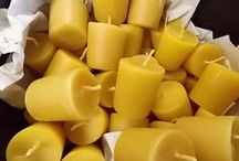 MiladyLeela's Candle Boutique / Welcome!!! In our Candle Boutique, you will find all Natural, Hand Made and Hand Poured Beeswax Candles consisting of Votives, Tapers and Heart Shaped Melts. Our Candles are created with an abundance of Love. They do not have any additives in them, therefore the natural smell of Beeswax will scent the space around you. Our Candles will Enlighten Your Mind, Body and Spirit!!!  Visit us at http://www.miladyleela.storenvy.com