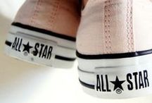 converse obsession / by Jamie Sugai