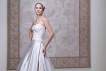2014 Bridal Fashion Week / A look at the latest #wedding fashions from our top designers during #BridalFashionWeek.