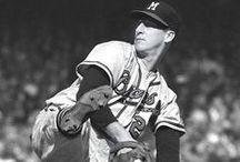 Baseball Greats / by Duncan Moon