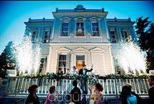İstanbul Tarihi Düğün Mekanları / İstanbul'da bulunan en güzel tarihi düğün mekanları burada. Fikir almak için hemen incele! / by dugun.com