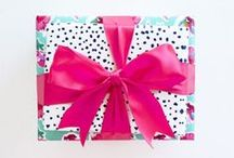 DIY Giftwrapping / by Katherine Bower