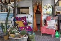 Vintage Camper Makeover / by Amy Outhier