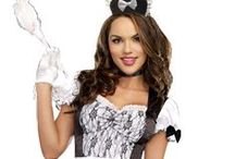 Maid Costumes / Sexy maid costumes.  / by Lingerie Diva