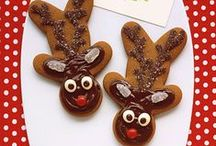 *Christmas Cookies* / Wouldn't be Christmas without yummy cookies! / by Jo Niehoff