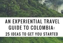 Wanderlust // South America / wanderlust, travel, colombia, south america