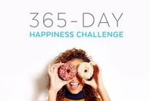 How to Live an Happy Life / Tips and challenges for happiness.