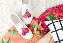 Handmade + DIY shoes / DIY projects & handmade picks for the best shoe closet ever!