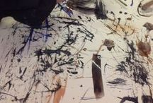 art - mark making / mark making in der kunst
