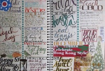 Scrapbooking & Doodling ideas / by KellMel