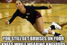 My PASSION / volleyball is my sport. i want to play it ALL THE TIME. its my passion and that shows through how i play. / by Kaylee Minnick