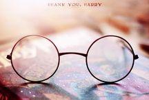 Platform 9¾ / Harry Potter! / by Jenny Swift