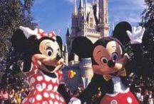 Disney / I am a lover of everything Disney, Florida, Paris Disneyland Disneyworld