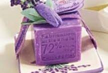 violets lavendars