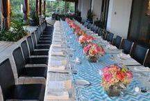 Our Fabulous Event Decor / Decorations done by Weddings in Vieques and Flowers in Vieques.