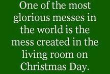 I love Christmas / by Rebecca Richmond