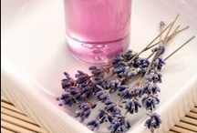 Essential oils and other green recipes / by Noa Bern