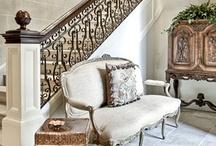 Entries / Stairs / Hallways / Doors / Windows / Floors / Entries, foyers, stairs,  hallways, windows,  doors and floors.