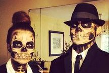 Halloween Couple Costumes / Here are some couple costume ideas IDOU has found on Pinterest. Use these ideas or create your own. We want to share your idea with the IDOU community. Happy Halloweening!