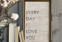 All you need is Love ♥ / by Kelley Appleby