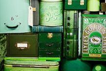 ✚ Green ✚ / by Lea Starke ☆
