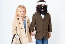 Kids fashion | Little costume / Become someone else