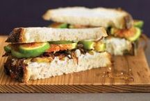 Recipes // Sandwiches & Burgers / by Meghan Kennedy