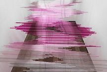 Pink / Collage in Pink tones / by Jacqueline Janssen