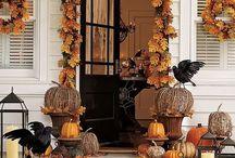 Fall/Halloween / by Jessica Inman