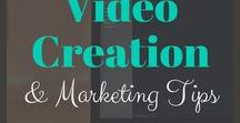 Video Creation & Marketing Tips / Video Creation & Marketing Ideas, Infographics and tips for beginners Youtube tips video for business