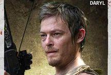 Daryl Dixon - Norman Reedus / by Wendy Baylis